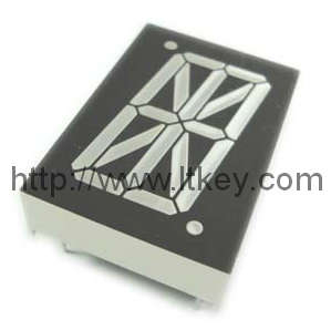 1 inch 16 segment LED Display
