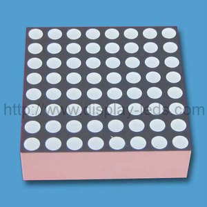0.7 inch 8x8 dual color LED Dot Matrix
