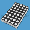 2.3 inch 5x8 Dual Color LED Dot Matrix