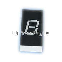 0.3'' Inch single digit 7 Segment Display with com pin 4 and 12