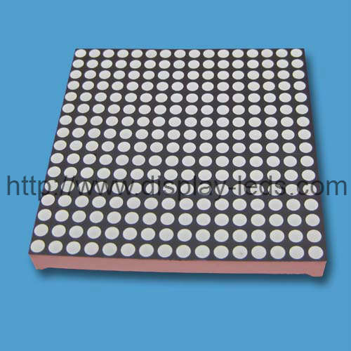 2.5 inch 16x16 Dot Matrix LED Display