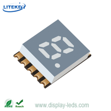 0.2 Inch Single Digit 7 Segment Ultra Thin SMD Display