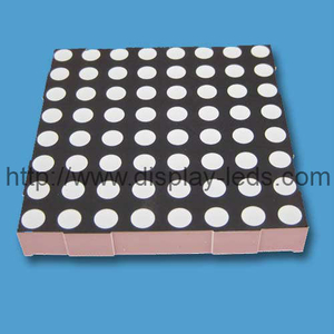 2.3 inch 8x8 LED Dot Matrix