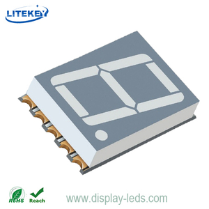 0.56 Inch 2 Digit 7 Segment SMD Display