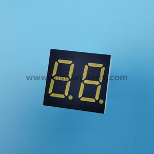 LD3621A/B Series - 0.36 inch 2 digit 7 segment display
