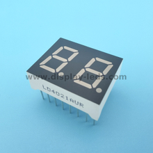LD4322A/B Series - 0.4 inch 2 digit 7 segment display with multiplex circuit
