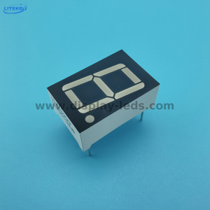LD4012A/B Series - 0.4 inch 7 segment single digit LED display